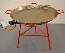70cm stand & burner